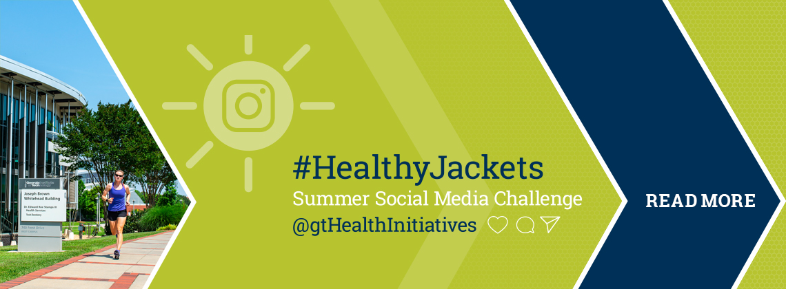 #HealthyJackets header