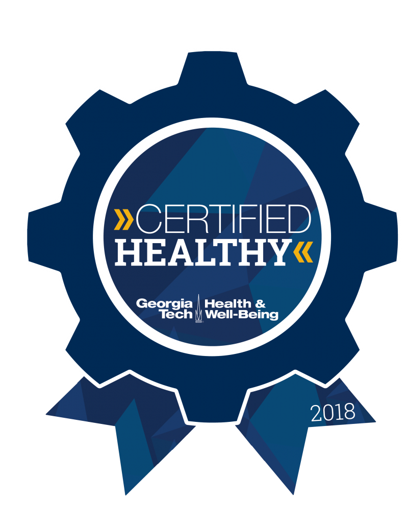 Certified Healthy Badge